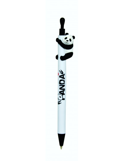 Panda Ball Pen white