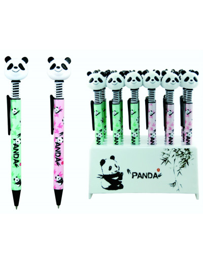 Panda Ball Pen pink