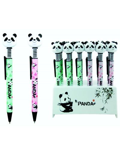 Panda Kugelschreiber rosa