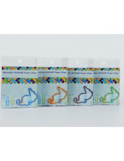 Paper Clip Seahorse