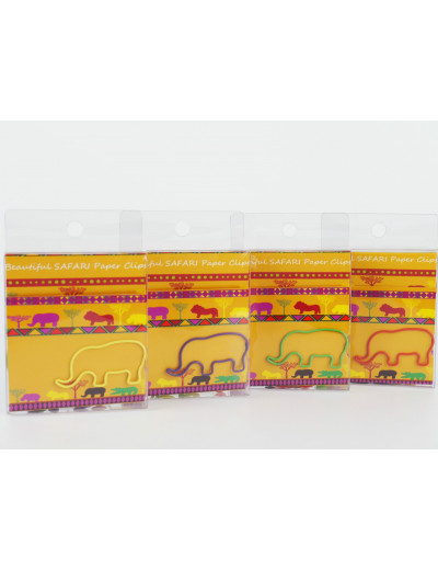 Paper Clip Elephant
