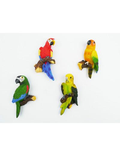 Magnet Parrot