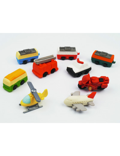Eraser Vehicles