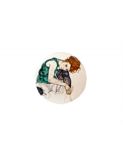 Pocket Mirror Egon Schiele:...