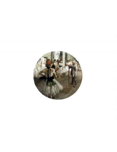 Pocket Mirror Edgar Degas:...