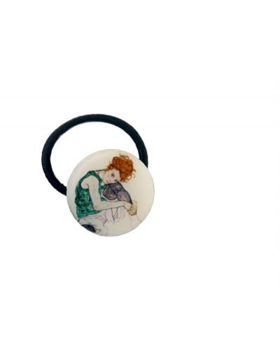 Haargummi Egon Schiele:...