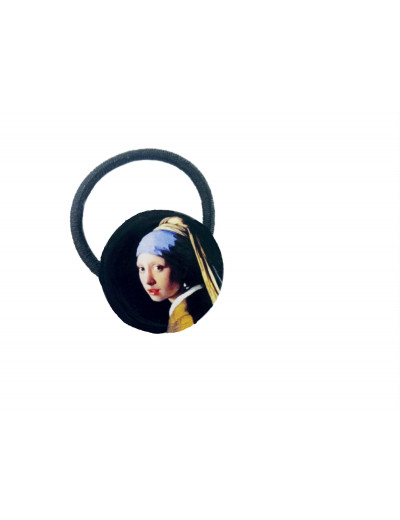 Haargummi Johannes Vermeer:...