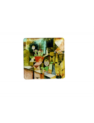 Magnet Coaster Paul Klee:...