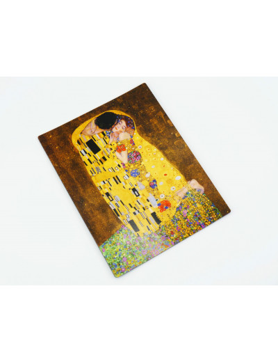 Mouse Pad Klimt: The Kiss