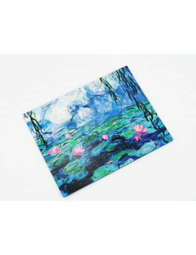 Mouse Pad Claude Monet:...