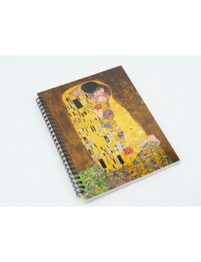Spiral Notebook Klimt: The...