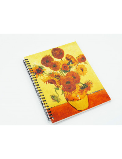 Spiral Notebook Vincent van...