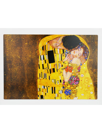 Place Mat Klimt: The Kiss