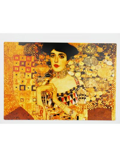 Tischset Klimt: Portrait of...
