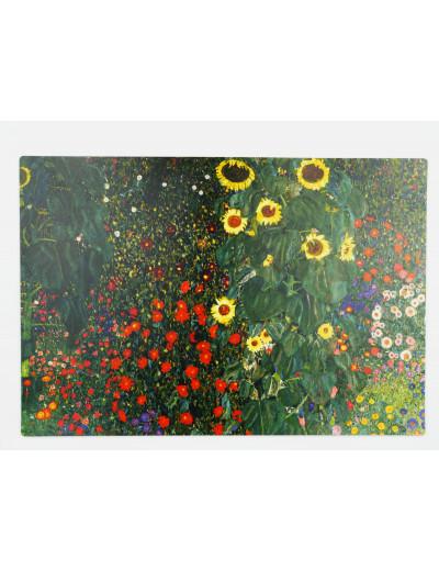 Tischset Klimt: Farm Garden...