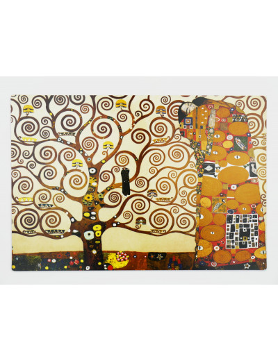 Place Mat Klimt: The Tree...