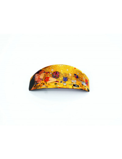 Hair Clip Klimt: the Kiss...