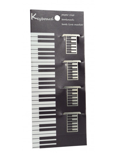 Clip keyboard 4 pcs/pack...
