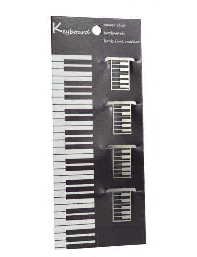 Klammer Tastatur 4er Pack...