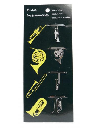 Clip brass instruments 4...