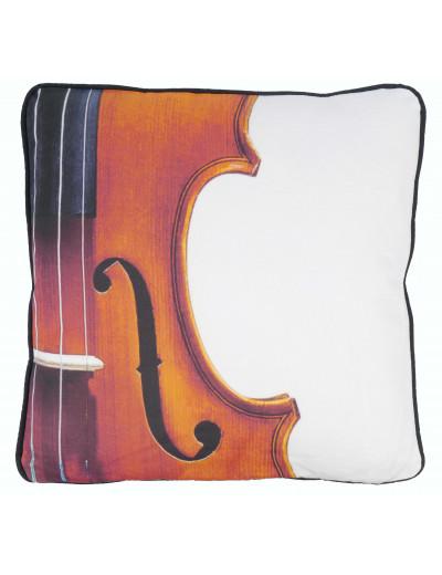 Cushion cover violin