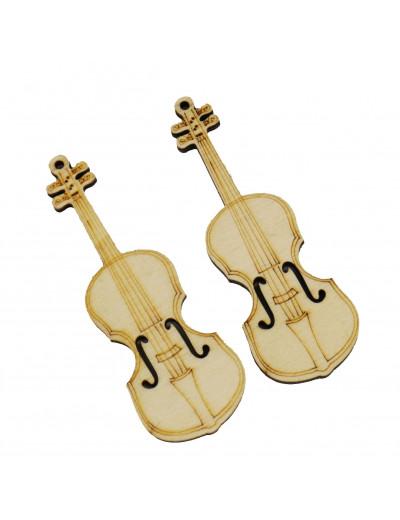 Geige Holz zum hängen...