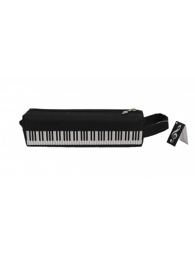 Pencil case keyboard black...