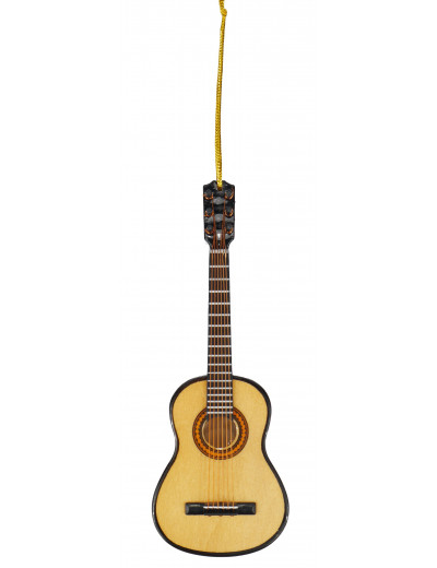 Ornament Guitar 13 cm
