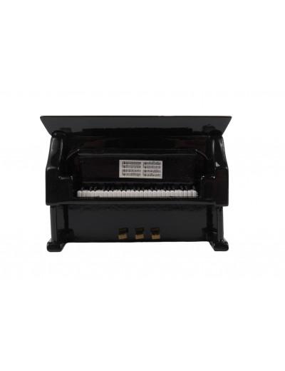 Magnet Klavier schwarz