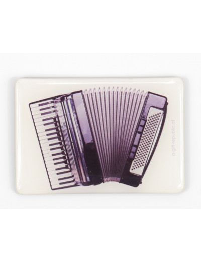 Magnet accordion black
