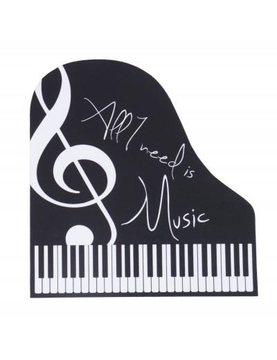 Maus Pad Grand Piano