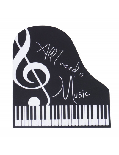 Mouse pad Grand Piano