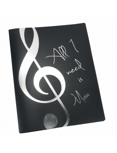 Displaybuch ''All I need is...
