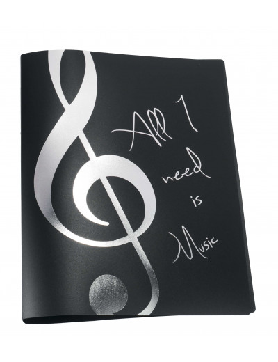 Ring binder ''All I need is...