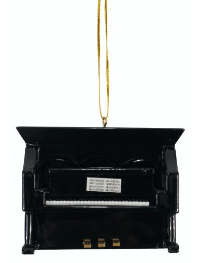 Ornament upright piano 9*7 cm