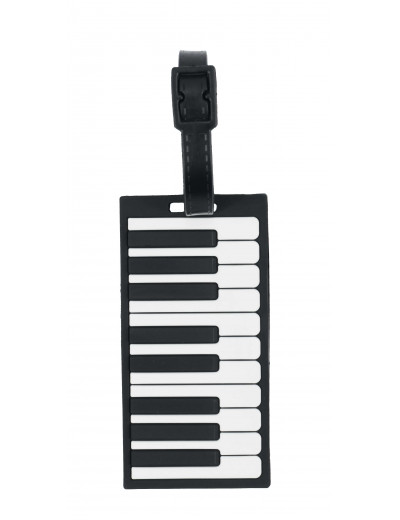 Luggage tag keyboard 10*5 cm