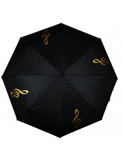 Mini umbrella g-clef...