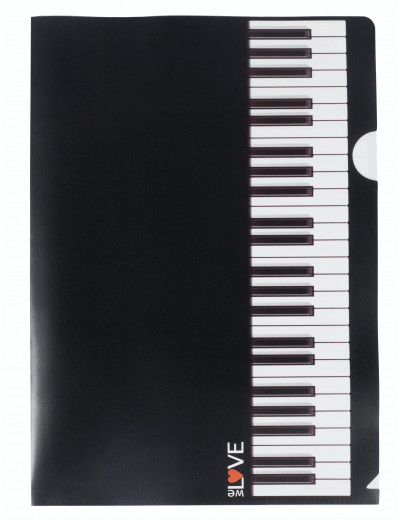L folder keyboard A4