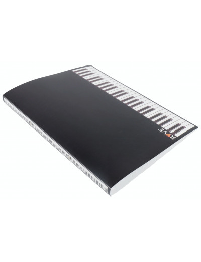 Ring binder keyboard A4/2...
