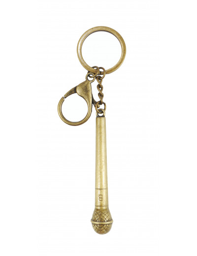Schlüsselanhänger Mikrofon...