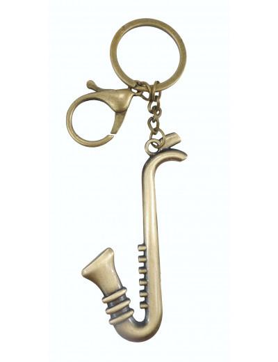 Schlüsselanhänger Sax 8 cm...