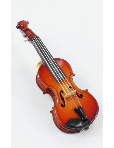Miniatur Pin Geige 7 cm mit...