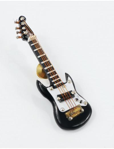 Miniatur Pin E-Gitarre...