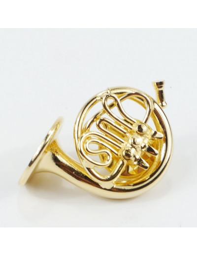 Miniatur pin Horn 2,5 cm...