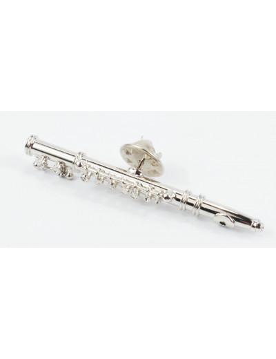 Miniatur pin Flöte 5,5 cm...