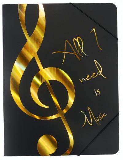 Elastic folder ''All I need...