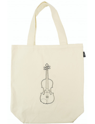 City shopper violin...