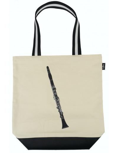 City shopper clarinet...