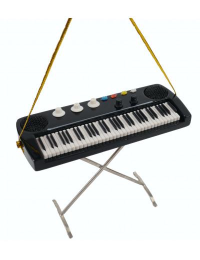 Ornament keyboard 9*7 cm H