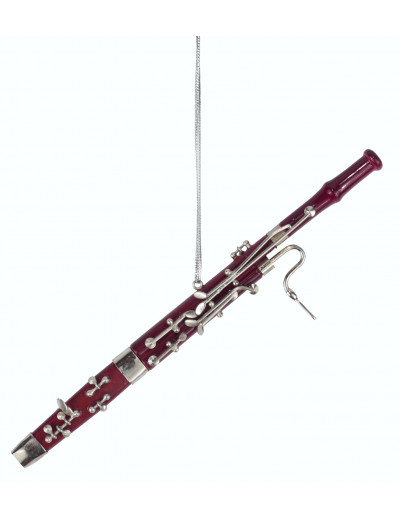 Ornament bassoon 17,5 cm